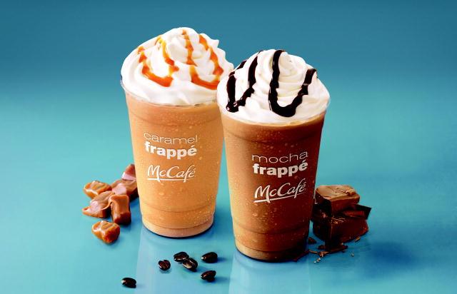 REVIEW: McDonald's Frappe (Mocha & Caramel) - The Imp.