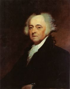 [Portrait of John Adams.]